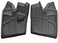 SOLVE THE DUST PROBLEM! New Polaris RZR Rubber Floor mats liners XP 4  S 800 570