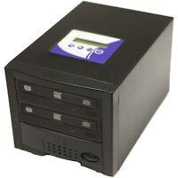 1 to 1 Easy DVD/CD +/-R Single Target DISC Copy Samsung Burner Writer Duplicator