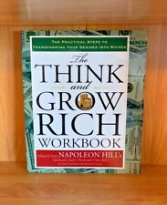 The Think and Grow Rich Workbook: The Master Mind Volume by Joel Fotinos (Englis