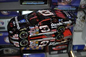 #3 Dale Earnhardt Sr 1997 GM Goodwrench Crash Car Color Chrome 1:24 NASCAR