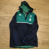 Ireland Rugby Jacket Canterbury IRFU Three -  Size Medium