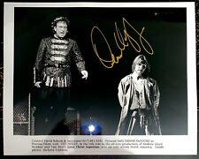 DENNIS DEYOUNG Jesus Christ Superstar PONTIUS Pilate Signed 8x10 Autograph STYX