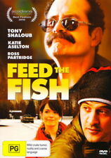 Feed The Fish - Comedy / Drama - Tony Shaloub, Katie Aselton - NEW DVD