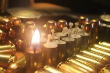 (15) Blazing Bullet .40 Survival Candle Fire Starter Outdoor Survival Gear SALE