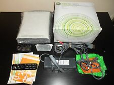 XBOX 360 System Console In Box White Bundle Microsoft - No Controllers