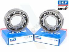 Honda TL 125 1976 Genuine SKF Mains Crank Bearings Set