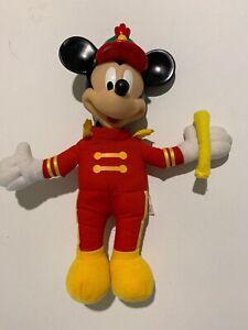 McDonalds Australia rare vintage toy Disney Mickey mouse, 25cm tall merry band