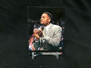 ALONZO MOURNING CLASSIC FOUR SPORT ROOKIE INSERT GEORGETOWN CHARLOTTE HORNETS