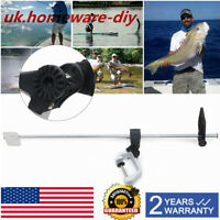 Portable Transducer/Fishfinder Mount Bracket 360 Adjustable Rotating