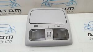 2009 SUBARU FORESTER 2.0D FRONT ROOF INTERIOR MAP COURTESY LIGHT LAMP VC12-086
