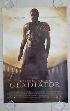 Gladiator movie poster - Russell Crowe, Ridley Scott