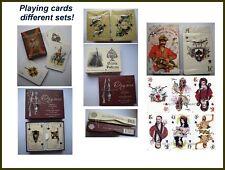 More details for Карты игральные сувенирные разные виды! playing cards souvenir different types!