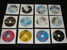 Lot of 12 NINTENDO Wii GAMES -  GREAT TITLES!!  WALL-E + BOOM BLOX & MORE!!