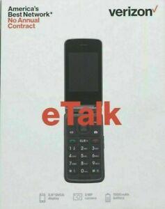 Verizon Prepaid - Verizon Wireless Takumi eTalk with 4GB Memory , Gray