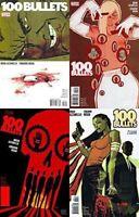 100 Bullets #96-99 (1999-2013) Limited Series Vertigo - 4 Comics