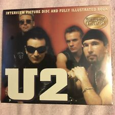 U2 Interview CD and Book SEALED