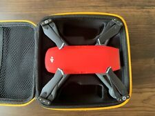 DJI Spark Drone - Lava Red - no battery