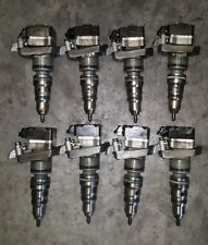 Ford International 7.3 7.3L Powerstroke Injectors 1816187C3  (SET OF 8)