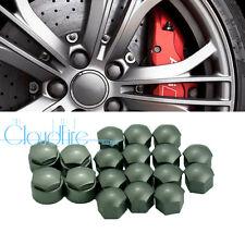 20x Radschrauben Kappen Felgeschloss Abzieher Abdeckung für AUDI A4 A6 A7 A8 TT