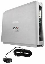 Soundstorm Evo3000.1 3000 Watt Class D Monoblock Amplifier Mono Car Sub Amp Knob
