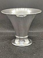 Antique Swedish Silver Hallmarked Guldsmedsaktiebolaget 1926 Skiing Trophy Cup