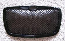 GRILL CALANDRE CHRYSLER 300 300c sport Bentley Look Noir Black vernis