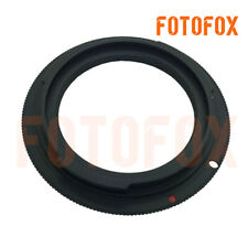 Macro Adapter Ultra-slim For M42 Lens To Canon EOS R RP Full Frame Mirrorless