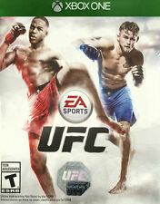 (NEW SEALED) UFC FIGHTING VIDEO GAME XBOX ONE SPORTS GAMES