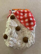 Spaghetti Meatball Pet Costume Dog Outfit S/M Small Medium Halloween 2 Piece NWT