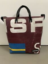 "FREITAG TOTE BAG M "" BOB "" - ref. F203 - SWEDEN FLAG - NEW - TOP RARE!!"