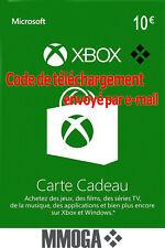 Microsoft Xbox Crédit Live de 10 EUR