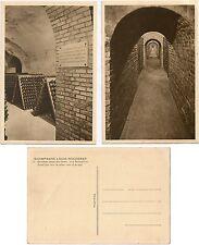 LOT 2 CPA postcard Etages des Caves CHAMPAGNE LOUIS ROEDERER Reims 51 [2036 R]