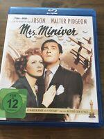Mrs. Miniver Klassiker auf Blu-Ray 6 Oscars 1942