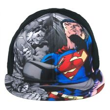 Superman - Flying Collage Youth Snapback Cap