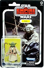 "STAR WARS BLACK SERIES 40th ANNIVERSARY COLLECTION MASTER YODA  6""Inch HASBRO"