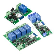 124 Channel Usb 5v Wifi Remote Control Relay Switch Module 433mhz Dc7 32v