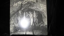 Aerosmith-Night in The Ruts-Steven Tyler-1979-CBS-Record-Album-Vinyl-LP