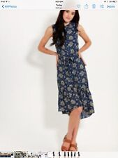 Dotti Size 12 Sleeveless Front Buttoned Dress NWT RRP: $69.95