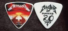 METALLICA 2008 European Tour Guitar Pick ROBERT TRUJILLO custom concert stage