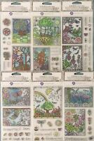 Hampton Art Color Me Stamps Lot to choose from