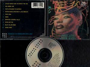 GRACE JONES Inside Story 1986 CD USA MANHATTAN w cut out FREEPOSTAGE