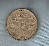 #D164.  BAPTIST  MISSION CENTENARY MEDAL 1792 to 1892