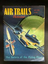AIR TRAILS PICTORIAL magazine July 1950