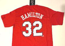 NWT-MLB~TEXAS RANGERS JOSH HAMILTON JERSEY SHIRT (M)