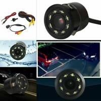 8 LED Auto Rückfahrkamera Nachtsichtfunktion Car Einparkhilfe Wasserdicht Kamera