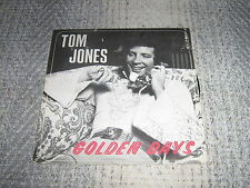 TOM JONES 45 TOURS BELGIQUE GOLDEN DAYS
