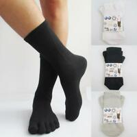Herren-Damen-Socken Sports Five Finger Socken Zehensocken Sport-Trainer Neu
