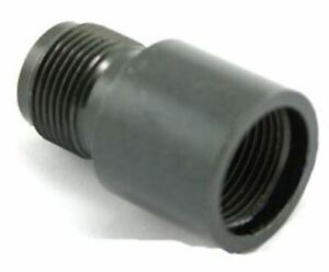 AIRSOFT SILENCER ADAPTER 14MM- TO 14MM+ CCW TO CW FAST UK DELIVERY