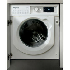 Whirlpool BIWDWG861484UK Integrated 8Kg / 6Kg Washer Dryer with 1400 rpm - White