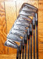 BEN HOGAN IRON SET APEX 2 Golf Clubs 2 3 4 5 6 7 8 9 Men's II PC Legend 5 Irons